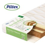 "Матрас PLITEX ""Bamboo Nature"" /125*65 см/"
