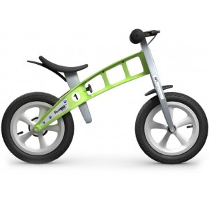 "Беговел FirstBIKE ""Street"" с тормозом"